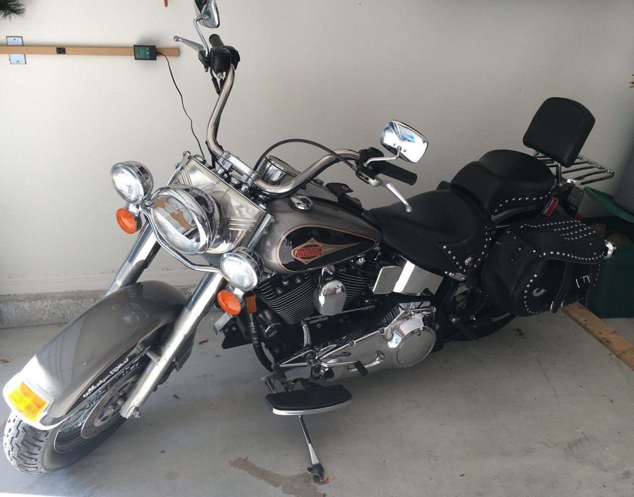 1996 harley davidson softail heritage classic for sale near st rh motorcycles autotrader com 03 Harley Davidson Torque Specs Harley-Davidson Manual FLSTS