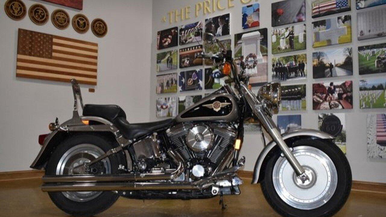 1996 Harley-Davidson Softail for sale 200620618
