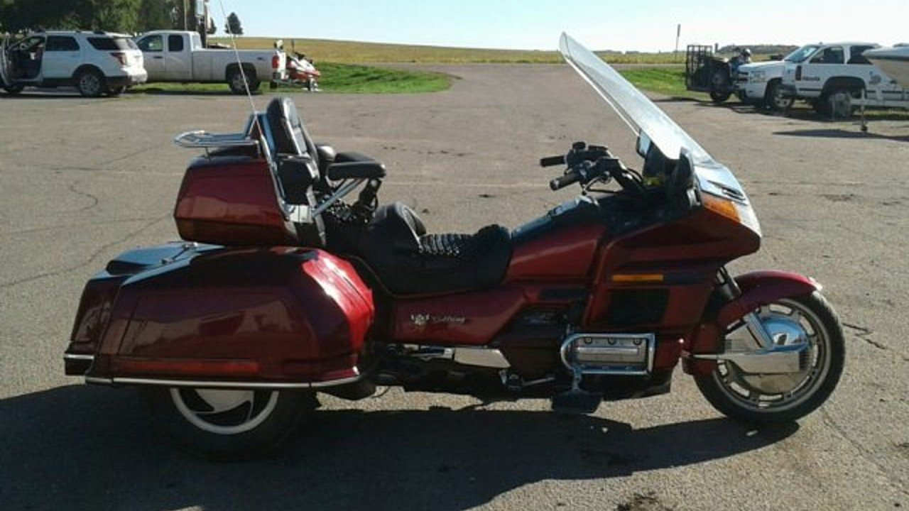 1996 Honda Gold Wing for sale 200497435