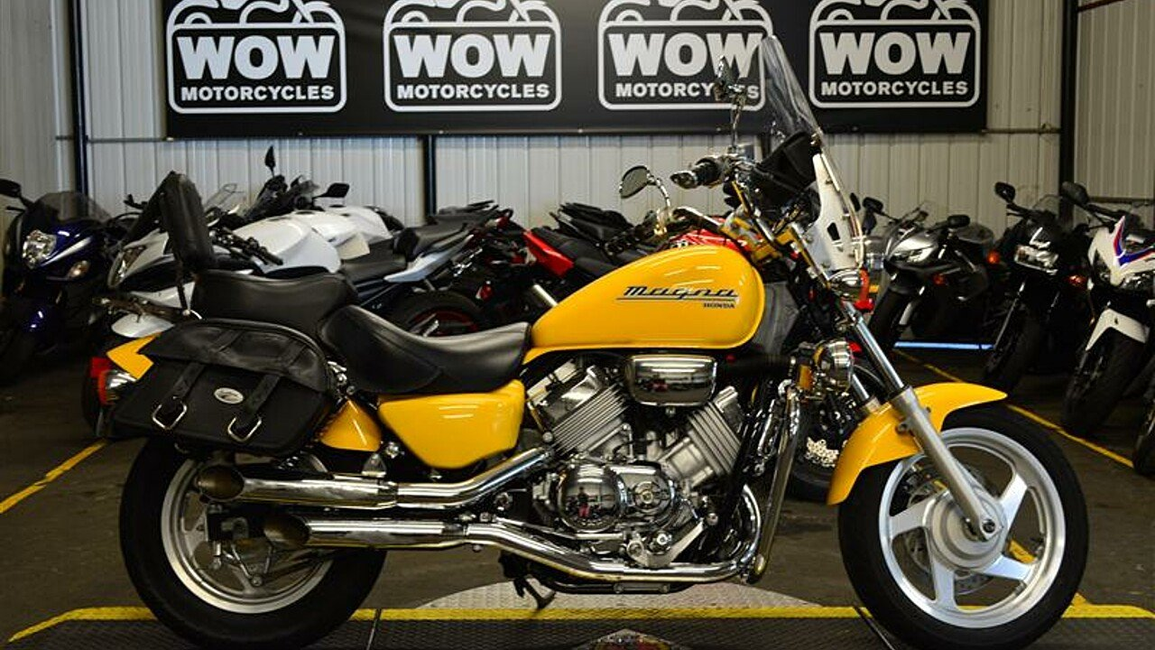 1996 honda magna 750 for sale near marietta georgia 30062 motorcycles on autotrader. Black Bedroom Furniture Sets. Home Design Ideas