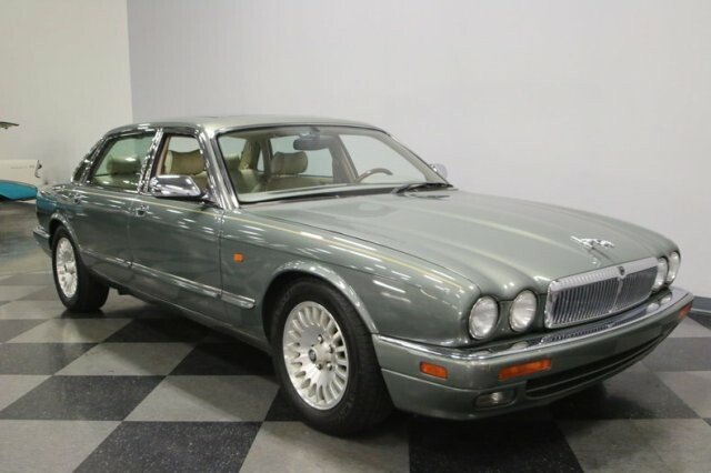 ... 1996 Jaguar XJ Vanden Plas For Sale 100980933 ...