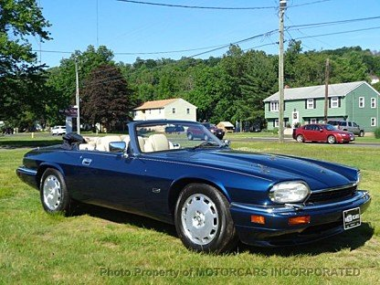 1996 jaguar xjs v6 convertible for sale 100883100