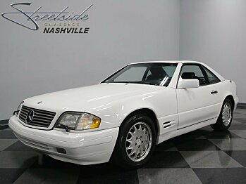 1996 Mercedes-Benz SL500 for sale 100864212