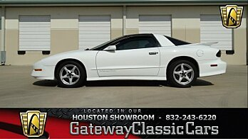 1996 Pontiac Firebird Coupe for sale 100789697