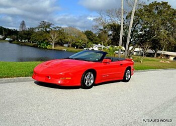 1996 Pontiac Firebird Convertible for sale 100851727