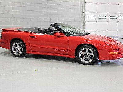 1996 Pontiac Firebird Convertible for sale 100890008
