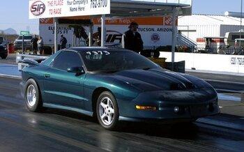 1996 Pontiac Firebird Coupe for sale 100931188