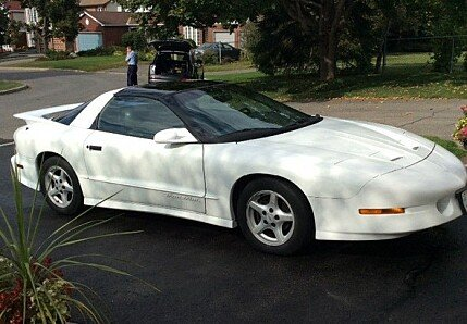 1996 Pontiac Firebird Coupe for sale 100989090