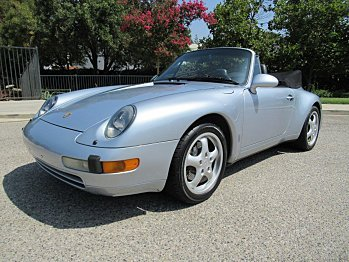 1996 Porsche 911 Cabriolet for sale 101025848