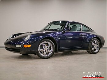 1996 Porsche 911 Coupe for sale 101052893