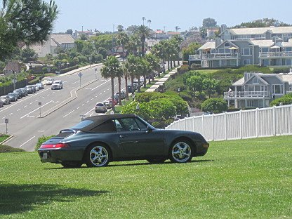 1996 Porsche 911 Cabriolet for sale 101001700