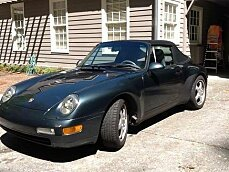 1996 Porsche 911 Carrera Cabriolet for sale 100755840