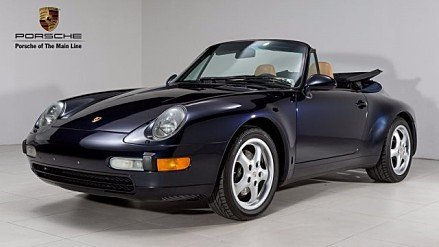1996 Porsche 911 Cabriolet for sale 100891973