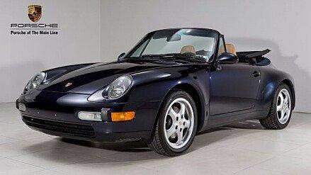 1996 Porsche 911 Cabriolet for sale 100891973