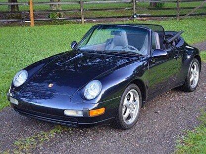 1996 Porsche 911 Cabriolet for sale 100893756