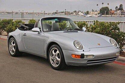 1996 Porsche 911 Cabriolet for sale 100909662