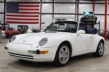 1996 Porsche 911 Cabriolet for sale 100930208