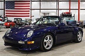 1996 Porsche 911 Cabriolet for sale 100943227