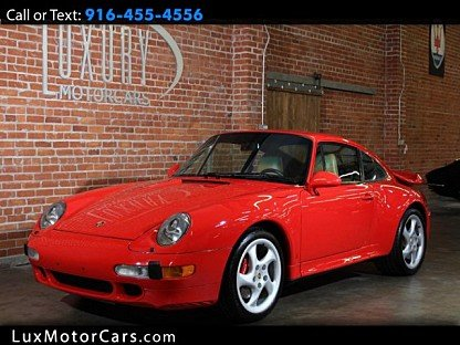 1996 porsche 911 classics for sale classics on autotrader. Black Bedroom Furniture Sets. Home Design Ideas