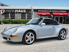 1996 Porsche 911 Coupe for sale 101010151