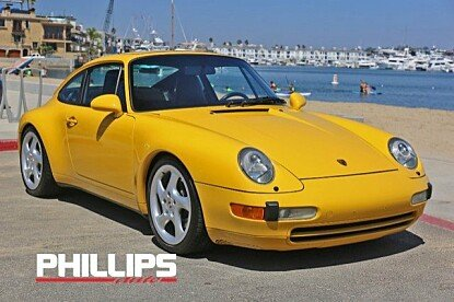 1996 Porsche 911 Coupe for sale 101024588