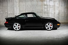 1996 Porsche 911 Turbo Coupe for sale 101053227
