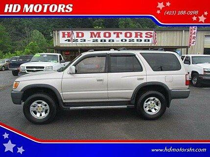 1996 Toyota 4Runner 4WD SR5 for sale 101028234