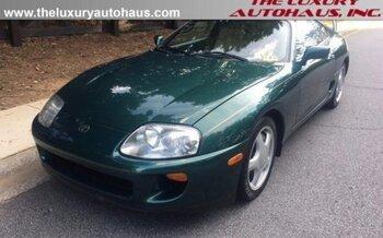 1996 Toyota Supra Turbo for sale 100919179