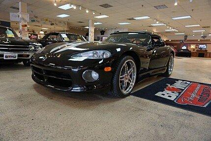 Dodge Viper Classics For Sale Classics On Autotrader