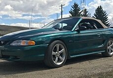 1996 ford Mustang GT Convertible for sale 100990538
