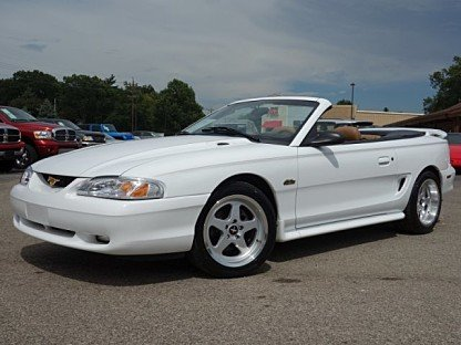 1996 ford Mustang GT Convertible for sale 101026581