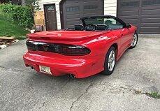 1996 pontiac Firebird for sale 100907744