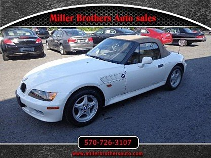 1997 BMW Z3 1.9 Roadster for sale 100782122
