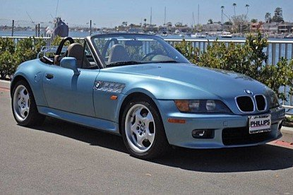 1997 BMW Z3 2.8 Roadster for sale 100866697