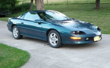 1997 Chevrolet Camaro Coupe for sale 100775235