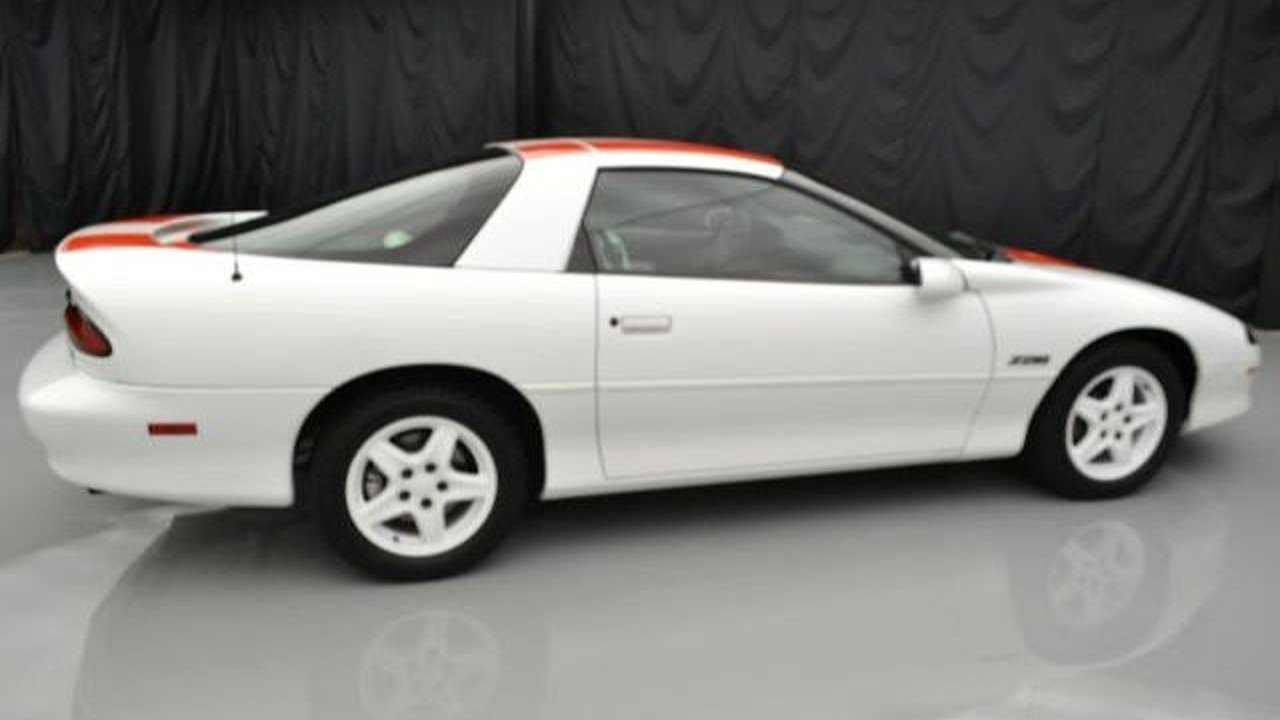 Camaro 1997 chevrolet camaro coupe : 1997 Chevrolet Camaro Z28 Coupe for sale near Hickory, North ...