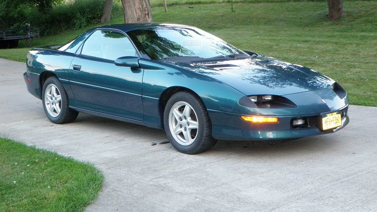 Camaro 1997 chevrolet camaro coupe 1997 Chevrolet Camaro Coupe for sale near NICHOLS, New York 13812 ...