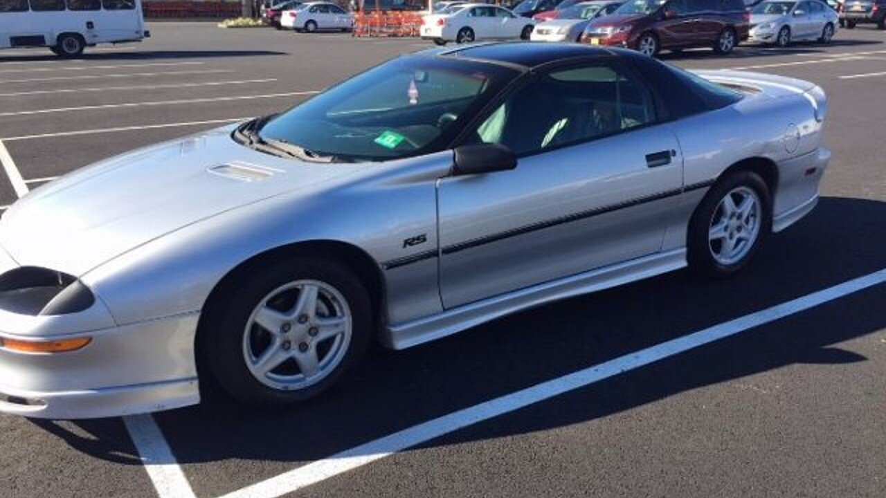 1997 Chevrolet Camaro for sale 100916301