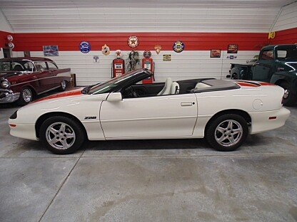 1997 Chevrolet Camaro Z28 Convertible for sale 100909943