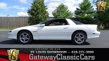 1997 Chevrolet Camaro Z28 Coupe for sale 100949210