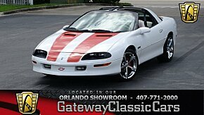 1997 Chevrolet Camaro Z28 Coupe for sale 101024165