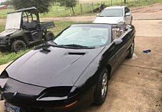 1997 Chevrolet Camaro Convertible for sale 101044470