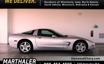 1997 Chevrolet Corvette Coupe for sale 100971433