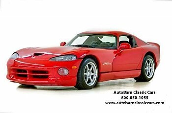 1997 Dodge Viper GTS Coupe for sale 100860232