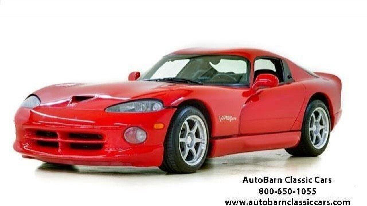 1997 Dodge Viper GTS Coupe for sale 100860232