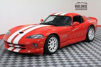 1997 Dodge Viper GTS Coupe for sale 100890091