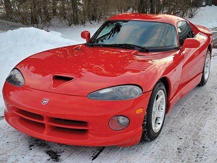 1997 Dodge Viper GTS Coupe for sale 100985300