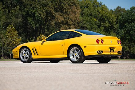 1997 Ferrari 550 Maranello Coupe for sale 100805749