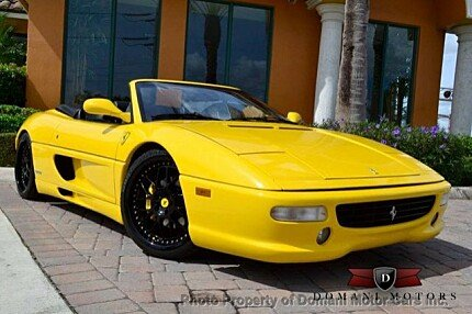 1997 Ferrari F355 Spider for sale 100815746
