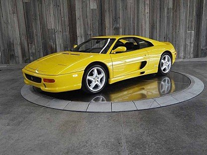 1997 Ferrari F355 for sale 100901125